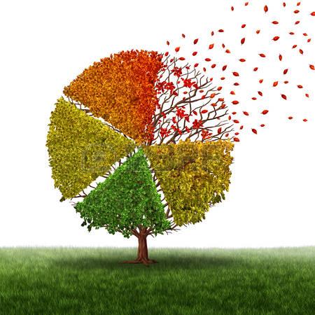 49008475-cambio-corporativo-y-el-cambio-de-concepto-de-mercado-y-perder-gr-fico-de-sectores-de-negocios-como